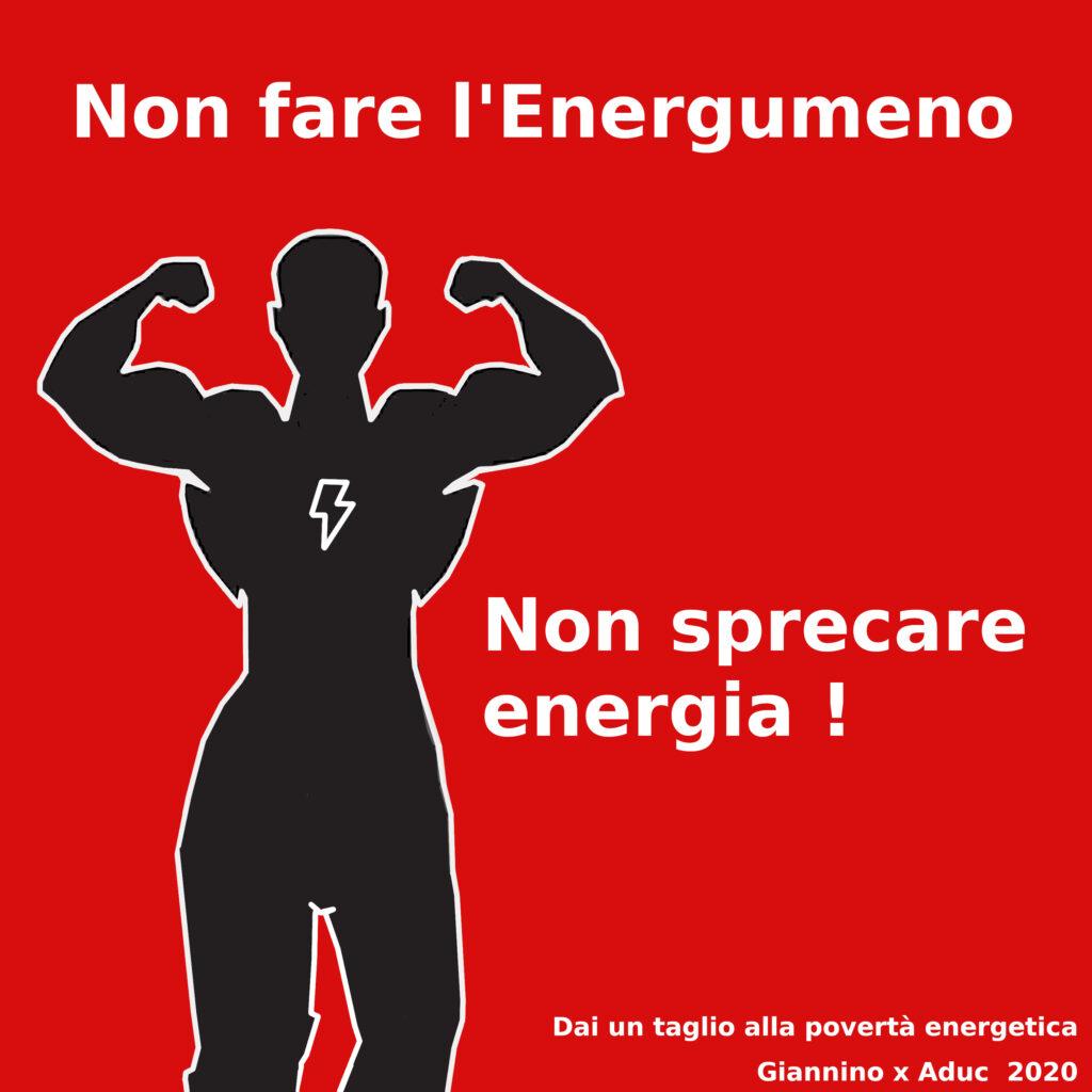 Dai un taglio alla povertà energetica